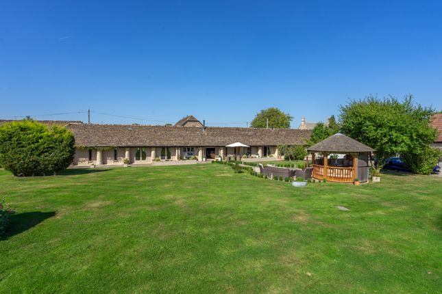 Thumbnail Barn conversion for sale in Sevington, Grittleton, Chippenham