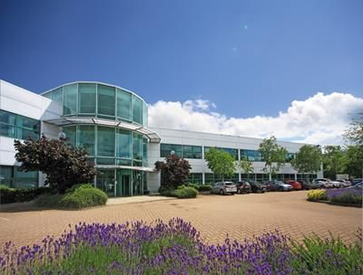 Thumbnail Office to let in Power House, 1st Floor West, Harrison Close, Knowlhill, Milton Keynes