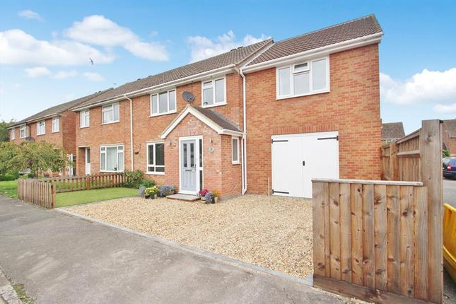 Thumbnail Semi-detached house for sale in North Way, Steventon, Abingdon