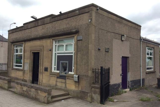 Thumbnail Commercial property for sale in 12 Main Street, Kelty