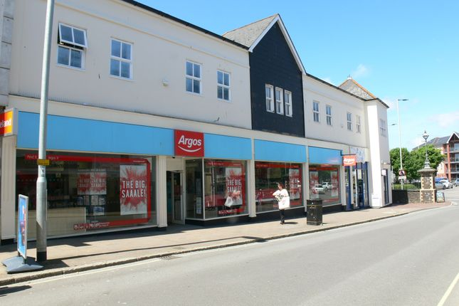 Thumbnail Retail premises to let in 1-3 & 4-5 Northgate House, High Street, Barnstaple, Devon