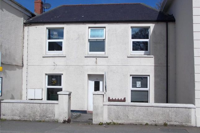 Thumbnail Terraced house for sale in Fore Street, Chacewater, Truro