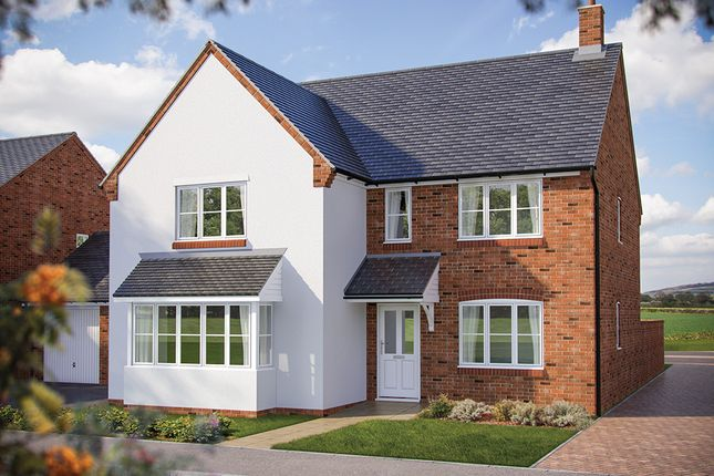 "Thumbnail Detached house for sale in ""The Arundel"" at Ash Road, Cuddington, Northwich"