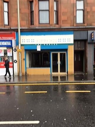 Thumbnail Studio to rent in Hamilton Road, Bellshill
