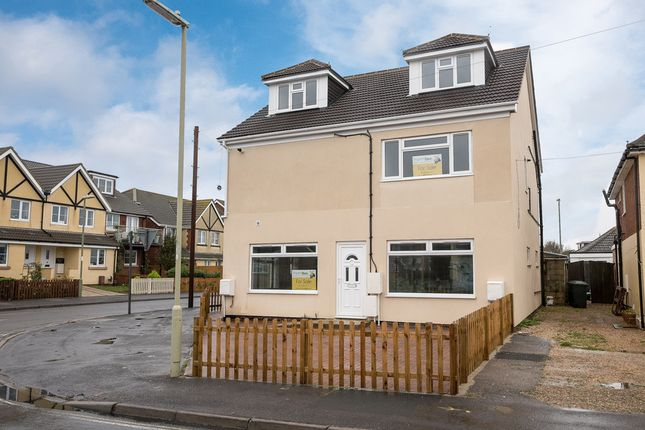Thumbnail Flat for sale in Creek Road, Hayling Island