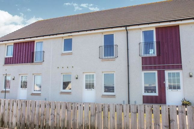 Thumbnail Town house to rent in Larchwood Drive, Inverness