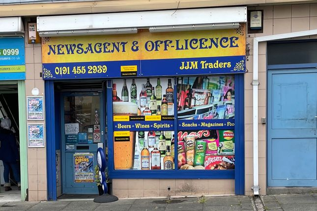 Thumbnail Retail premises for sale in New Green Street, South Shields