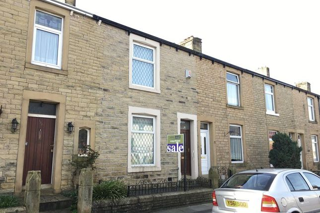 Thumbnail Terraced house for sale in Lime Road, Accrington