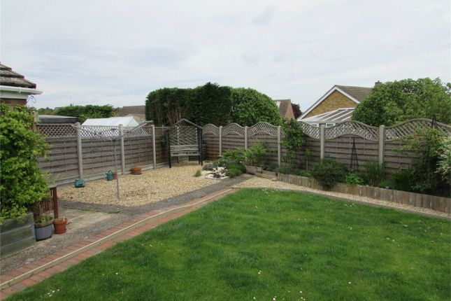 Thumbnail Semi-detached bungalow to rent in Amners Close, Hartford, Huntingdon