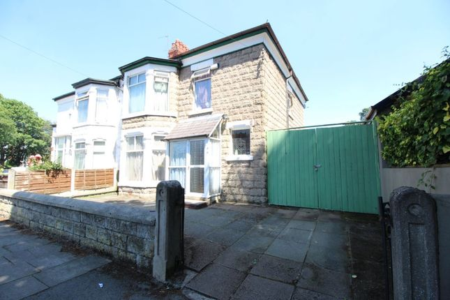 Semi-detached house for sale in Ollerton Avenue, Old Trafford, Manchester
