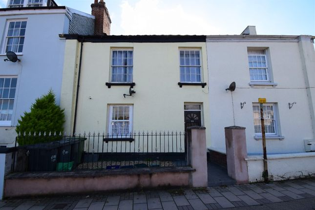 Thumbnail Shared accommodation to rent in Newport Road, Newport, Barnstaple