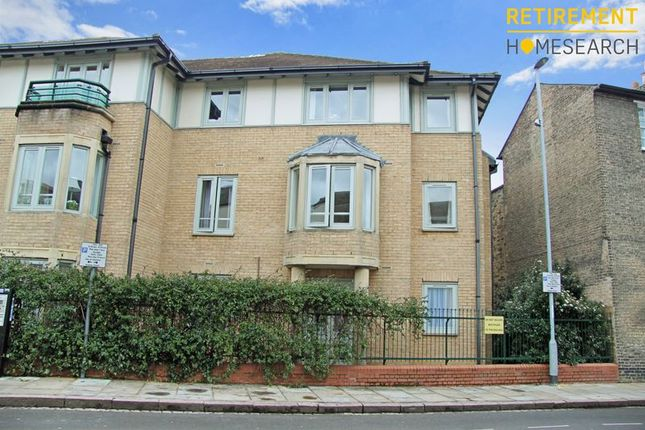Thumbnail Flat for sale in Epworth Court, Cambridge