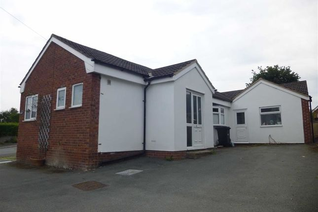 Thumbnail Detached bungalow to rent in Garreg Fach, Melverley View, Crew Green, Shrewsbury, Shropshire