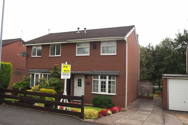 Thumbnail Semi-detached house for sale in North Street, Leek