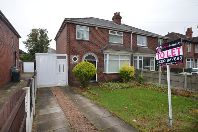 3 bed semi-detached house to rent in Thorne Road, Doncaster