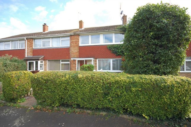 Thumbnail Terraced house for sale in Long Meadow, Aylesbury, Buckinghamshire