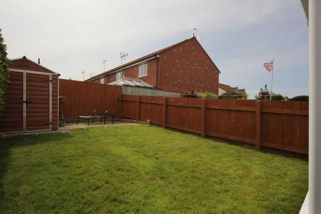 Exterior of St Peters Road, Rock Ferry, Wirral CH42