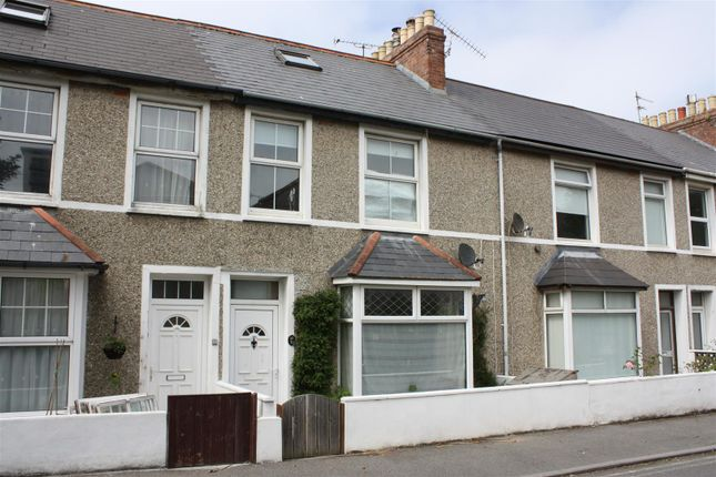 Thumbnail Property to rent in Ennors Road, Newquay