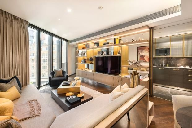 Thumbnail Flat for sale in One Hyde Park, 100 Knightsbridge, London