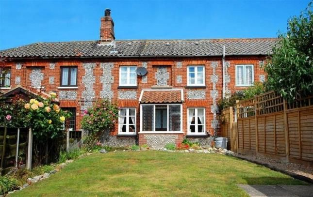 Thumbnail Terraced house for sale in Stiffkey, Wells-Next-The-Sea, Norfolk