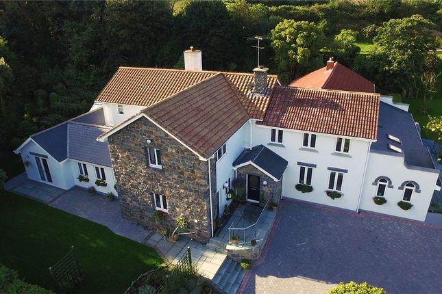 Thumbnail Detached house for sale in La Ruette Des Fries, Castel, Guernsey