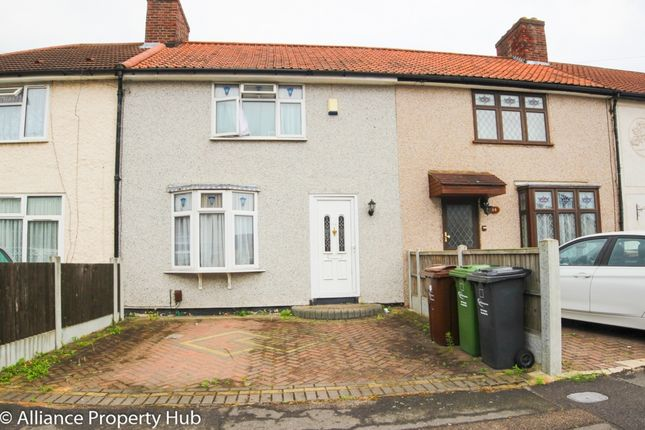 Thumbnail Terraced house for sale in Nicholas Road, Dagenham