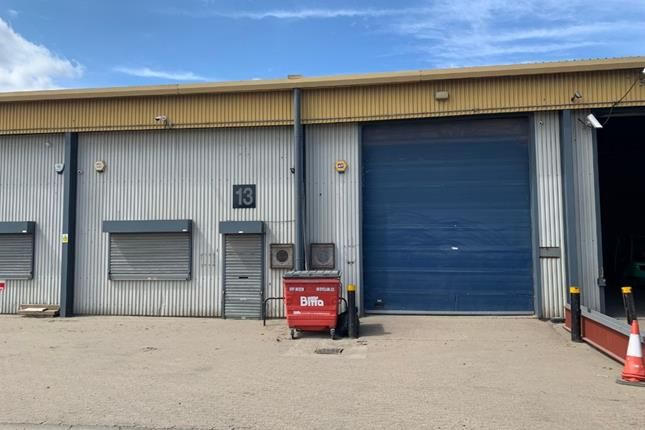 Thumbnail Light industrial to let in Unit 13 Buzzard Creek Industrial Estate, River Road, Barking, Essex
