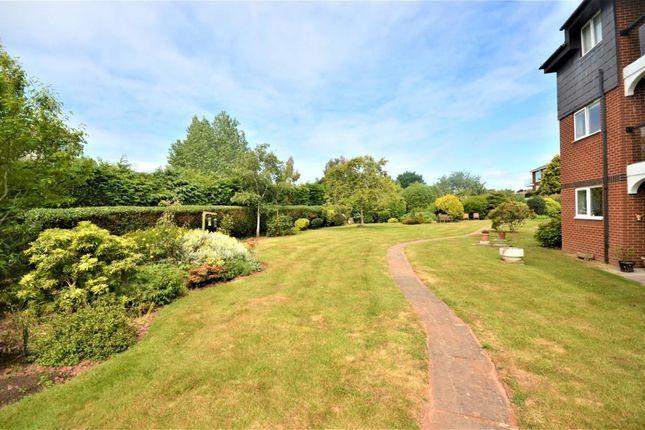 Communal Gardens of Whitestones, Cranford Avenue, Exmouth, Devon EX8