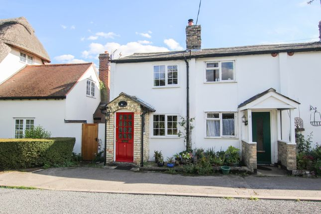 Thumbnail Cottage for sale in Manor Row, Elmdon, Saffron Walden