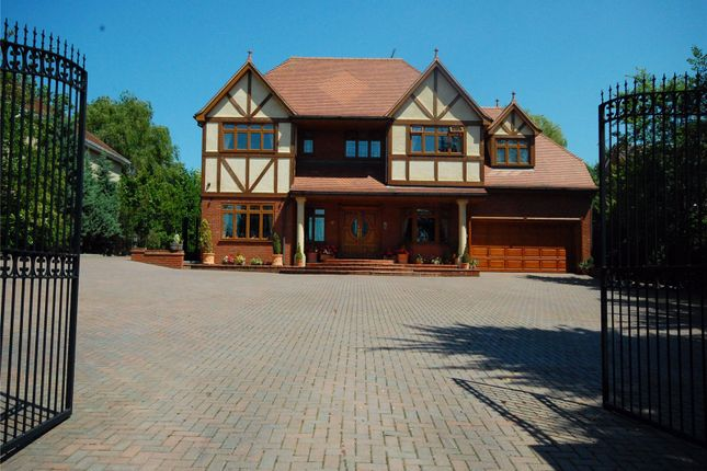 Thumbnail Detached house for sale in Brock Hill, Runwell, Wickford, Essex