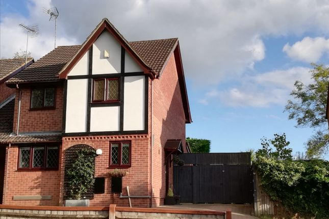 Thumbnail Link-detached house for sale in Chalice Court, Hedge End