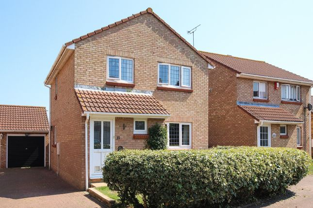 Thumbnail Detached house for sale in Ivychurch Gardens, Margate