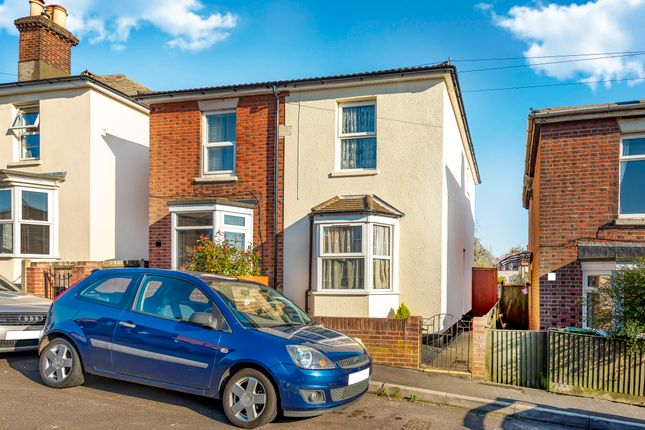 Thumbnail Semi-detached house for sale in Foundry Lane, Southampton, Hampshire