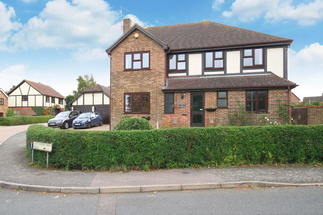 Thumbnail Detached house for sale in Curtis Wood Park Road, Herne Bay