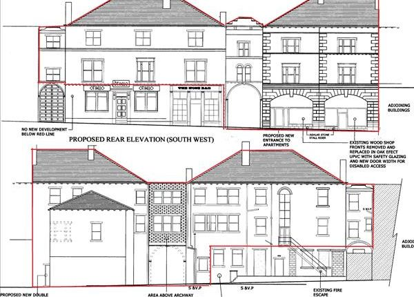 Thumbnail Land for sale in 91A, 95 & 97, Northgate, Halifax