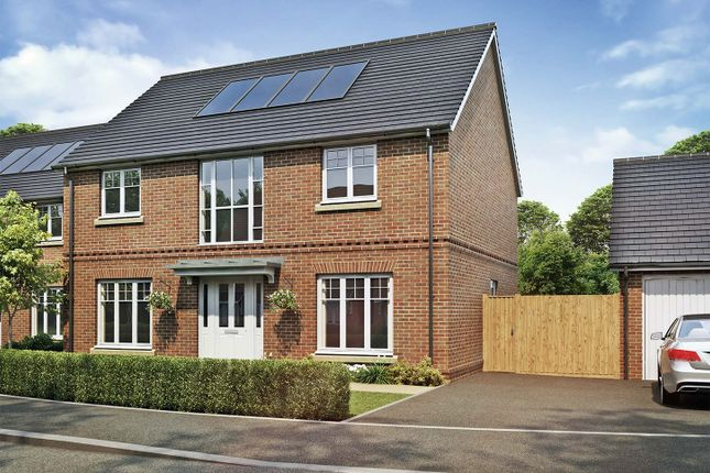 "Thumbnail Detached house for sale in ""The Fulford"" at Sandy Lane, Waltham Chase, Southampton"