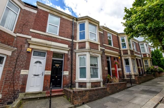Thumbnail Flat for sale in Amble Grove, Sandyford, Newcastle Upon Tyne, Tyne And Wear