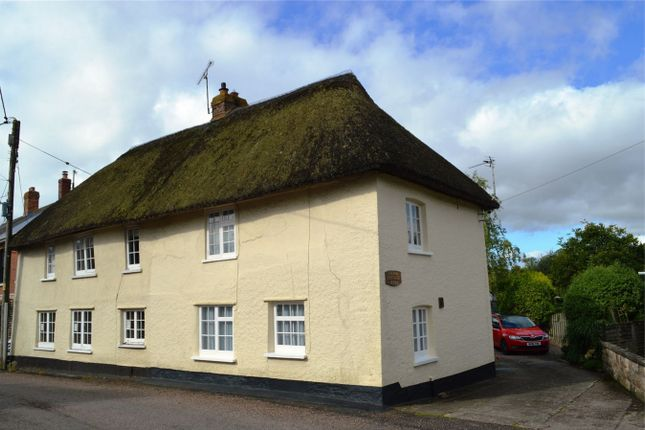 Thumbnail Semi-detached house for sale in 1 Chowns Cottage, Parsonage Way, Woodbury, Exeter, Devon