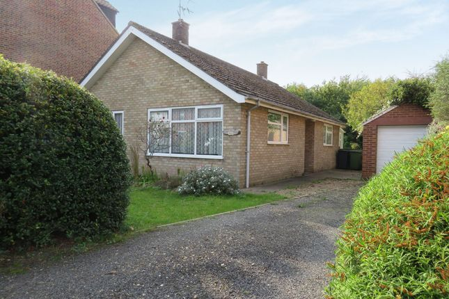 Thumbnail Detached bungalow for sale in Station Road North, Belton, Great Yarmouth