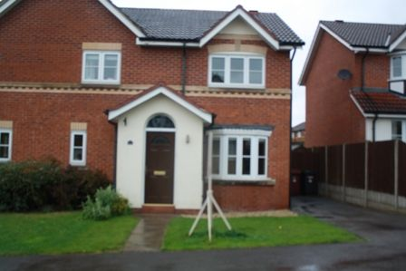 Thumbnail Semi-detached house to rent in Springburn Close, Horwich