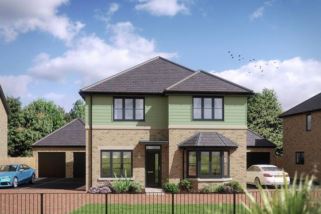 "Thumbnail Property for sale in ""The Nenhurst"" at Burlina Close, Whitehouse, Milton Keynes"