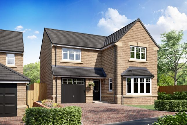 """4 bed detached house for sale in """"Plot 65 - The Settle V0"""" at Crofters Green, Killinghall, Harrogate HG3"""