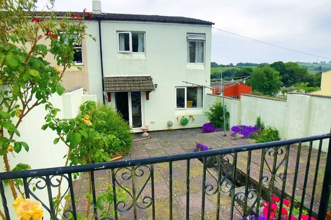 Thumbnail End terrace house for sale in Home Park, Ashburton, Newton Abbot