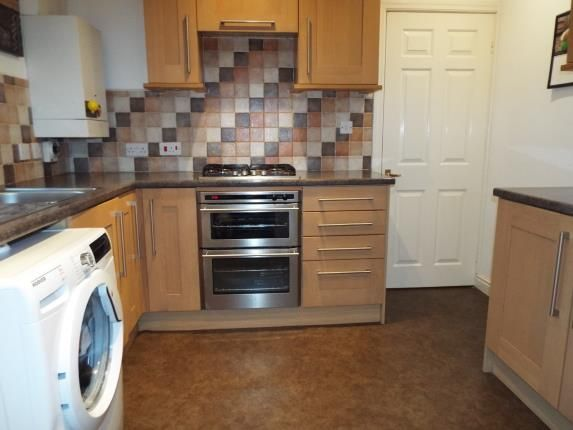 Kitchen of Edward Street, Bamber Bridge, Preston, Lancashire PR5