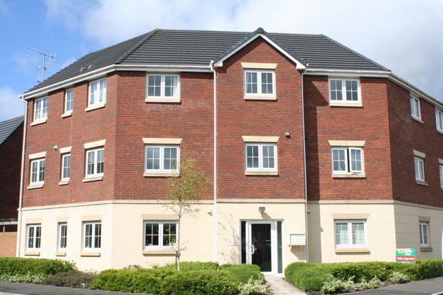 Thumbnail Flat to rent in Six Mills Avenue, Gorseinon Swansea