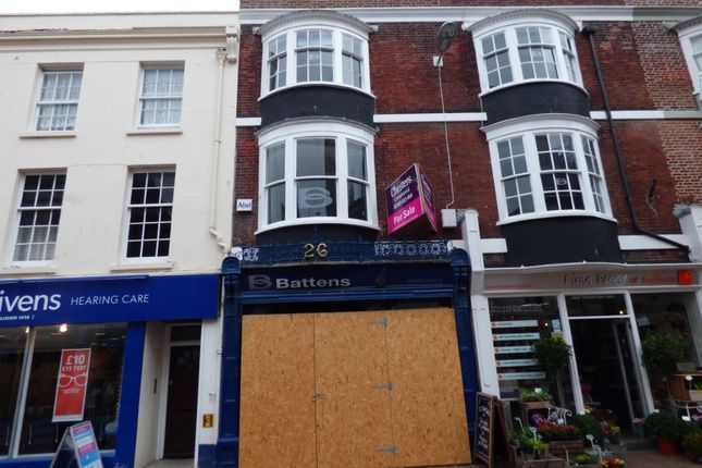 Thumbnail Office to let in St Thomas Street, Weymouth