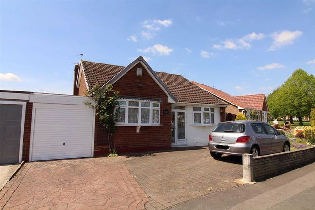 Thumbnail Detached bungalow for sale in Kingsley Grove, Straits, Lower Gornal
