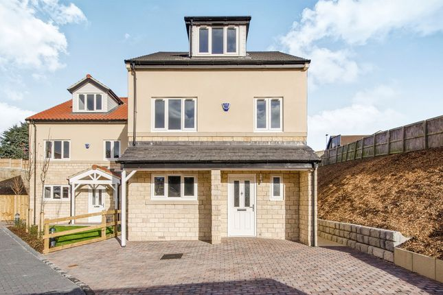 Thumbnail Detached house for sale in Plot 9 Abbeystone Way, Monk Fryston, Leeds