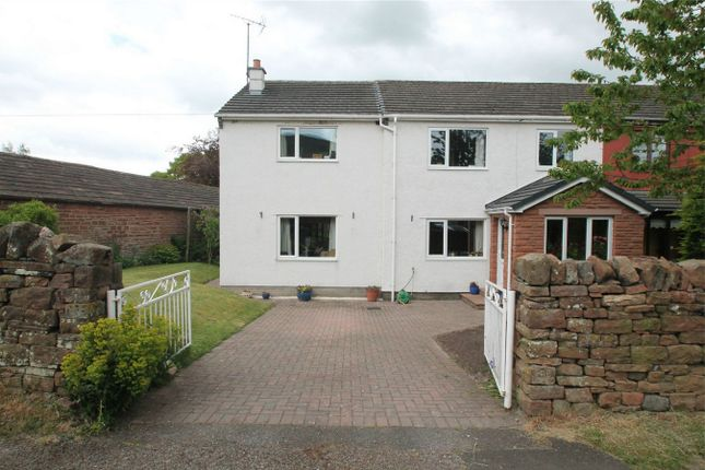 Thumbnail Semi-detached house to rent in 1 Church View, Great Salkeld, Penrith, Cumbria