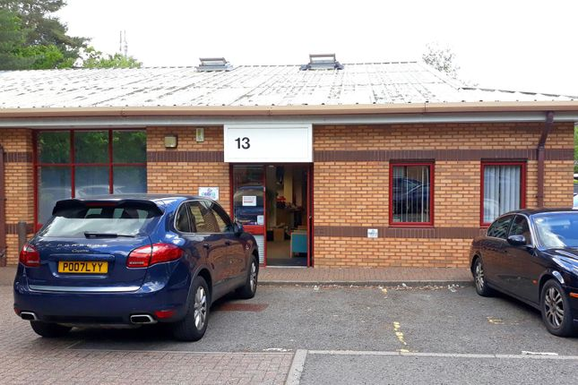 Thumbnail Office to let in Unit 13, Wellington Business Park, Duke's Ride, Crowthorne